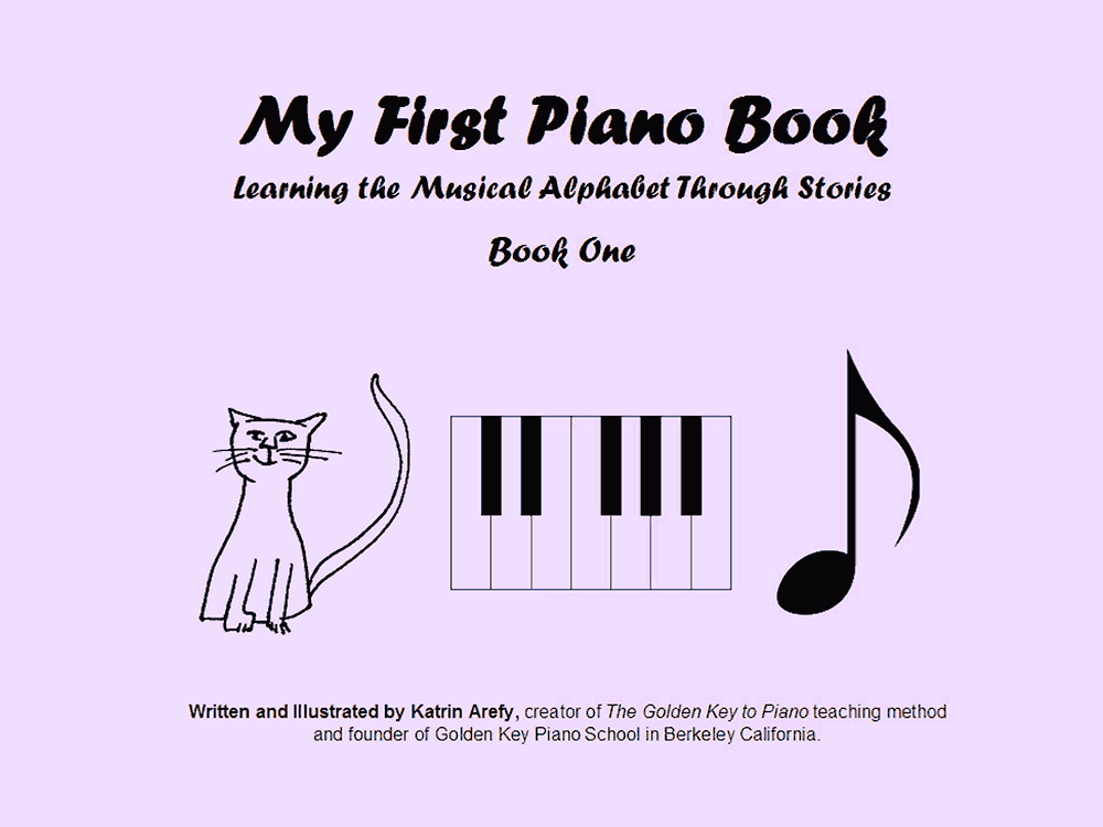 My First Piano Book vol.1