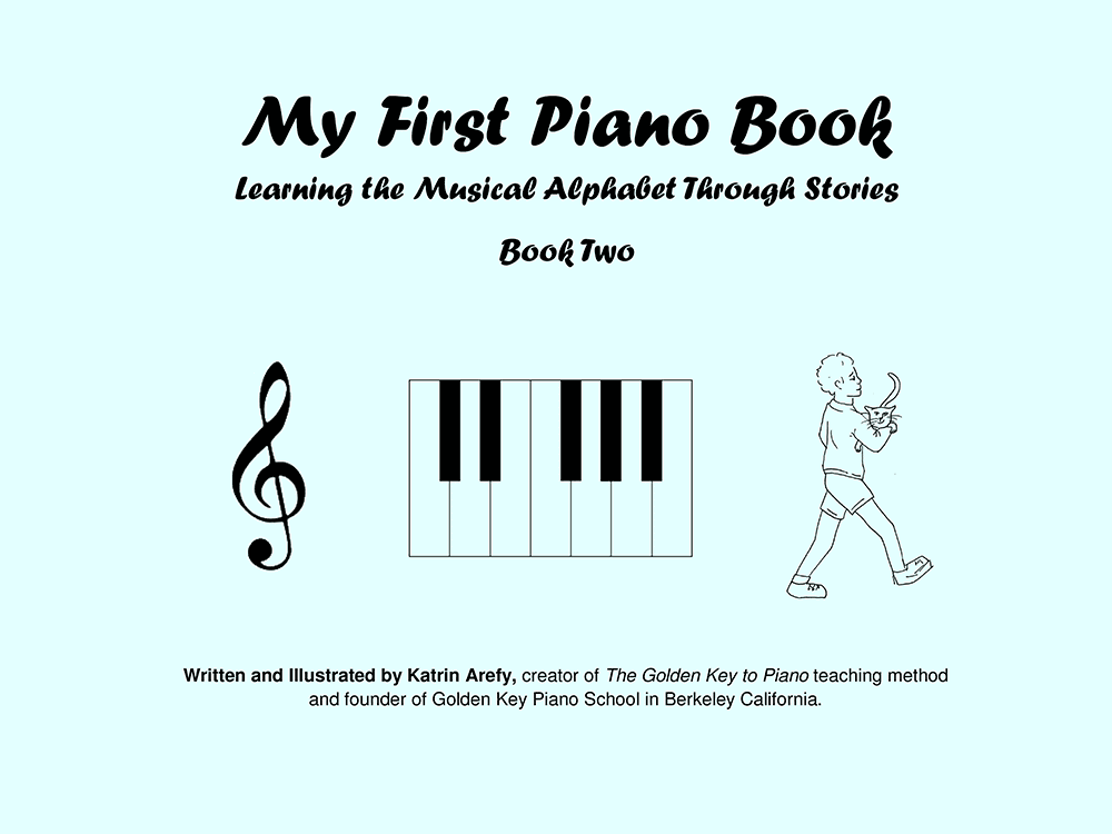 My First Piano Book vol.2