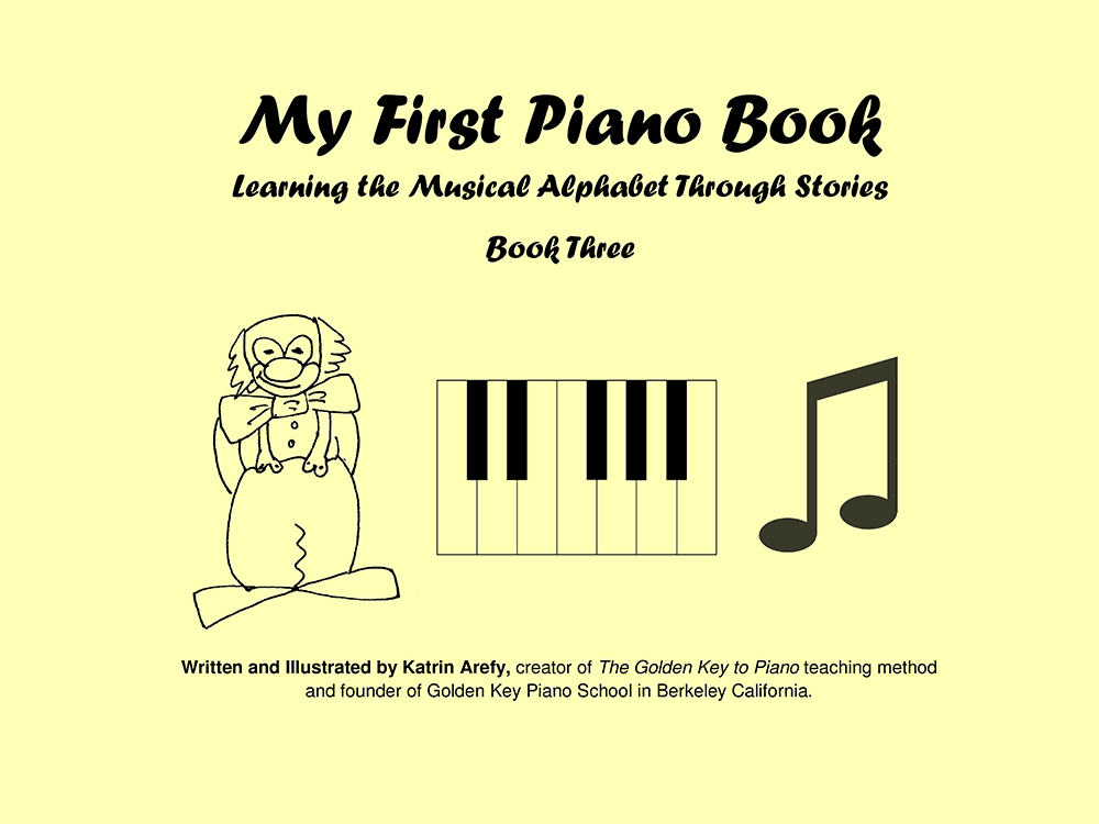 My First Piano Book vol.3
