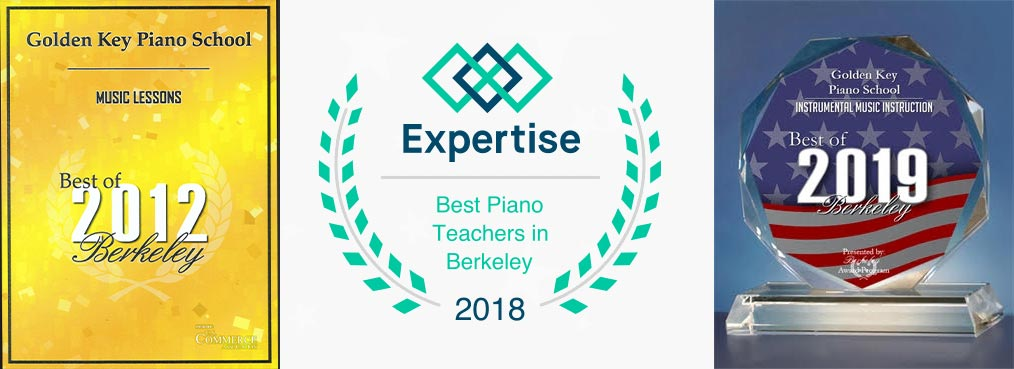 Piano Lessons near me - Awards