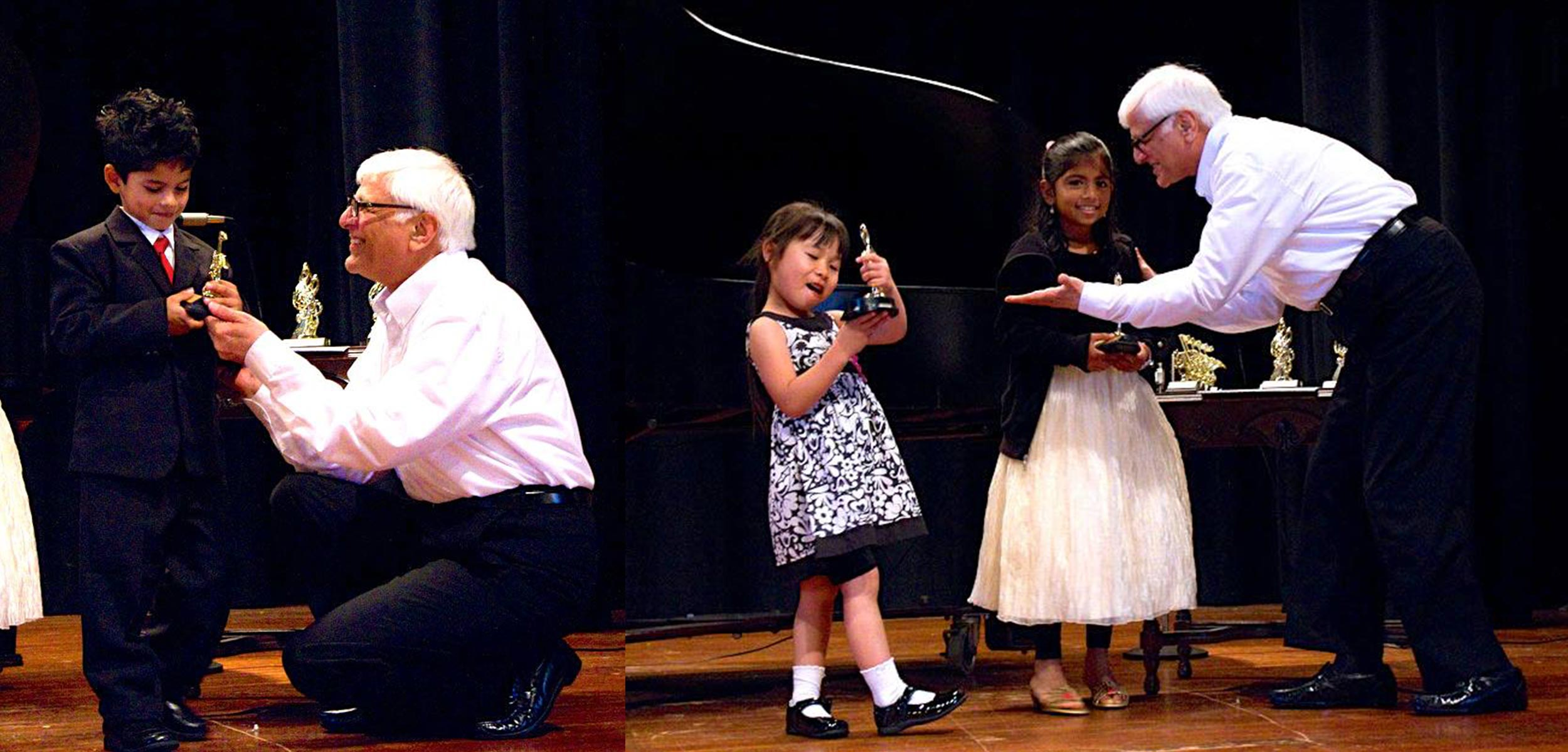 Piano lessons Berkeley - Awards