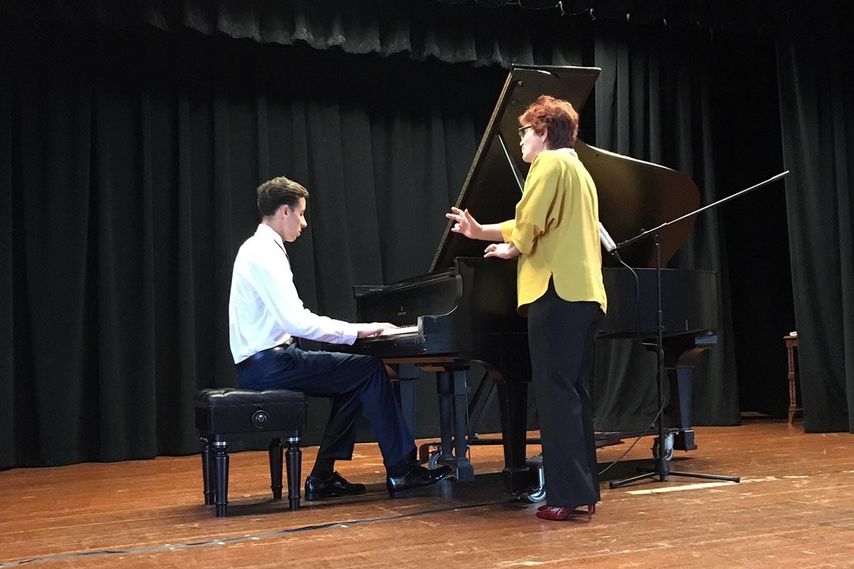 Piano lessons Manhattan