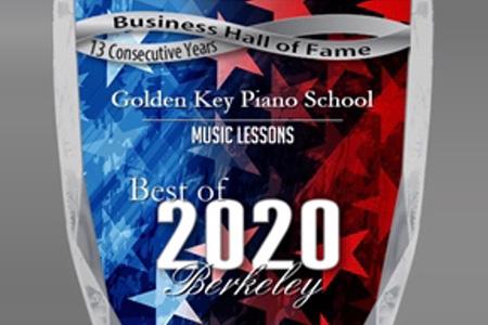 Best of Berkeley 2020 Award